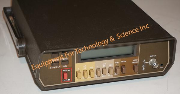 Image of Keithley-485 by Equipment for Tech & Science inc