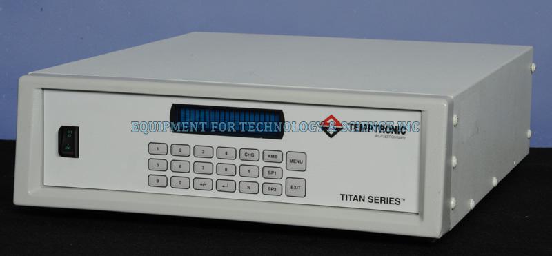 Temptronic-TPO3500 Titan thermal chuck controller