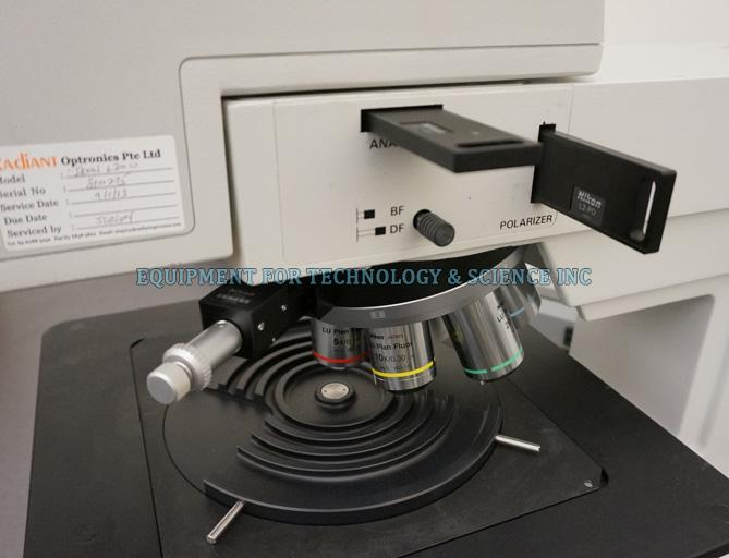 <br /> <b>Notice</b>:  Undefined index: alt in <b>/home/equiptec/public_html/addon-domains/equipx.net/themes/equip/template/product/products.php</b> on line <b>93</b><br /> Nikon Eclipse L200 semiconductor inspection microscope