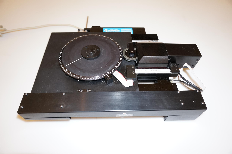 Semprex KD66 pn 1292.68.75-N201 Motorized Disk Stage