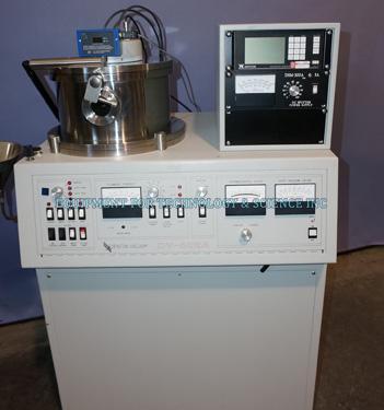 Denton Vacuum DV502A DC magnetron Chromium Sputter coater
