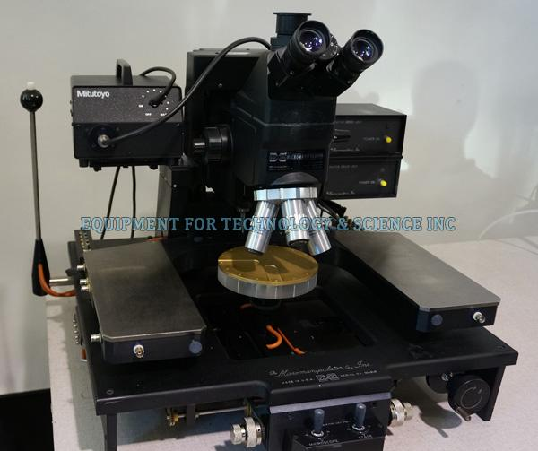 Micromanipulator 7100 Submicron 150mm manual Probe Station