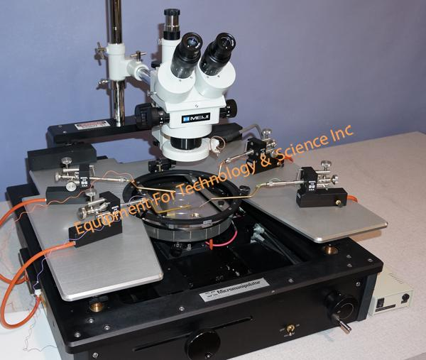 Micromanipulator 450PM-A manual 200mm probe station