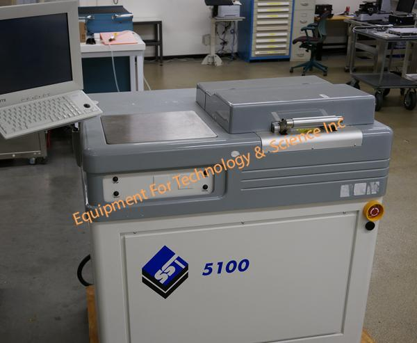 SST International 5100 Programmable Vacuum/ Pressure Soldering Furnace