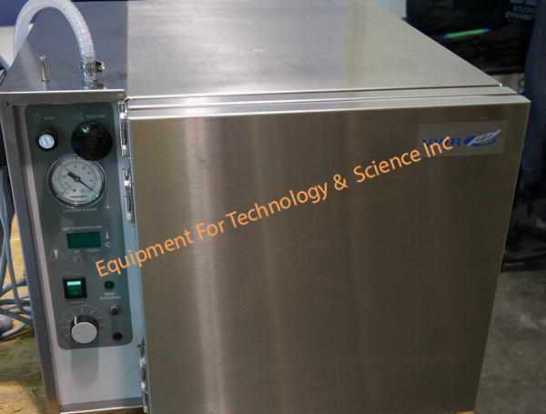 VWR 1430MS vacuum oven, max 225C