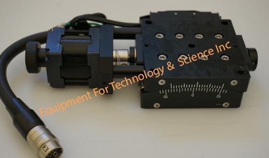 Suruga Seiki K501-60L-1 motorized goniometer