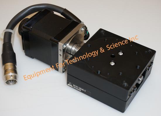 Suruga Seiki EK101-20MS-2 single axis motorized linear stage