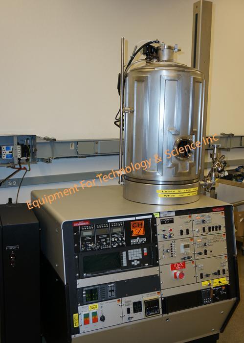 CHA SEC-600 RAP E-beam evaporator
