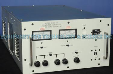 AB-M Radiation Power Systems 2142-C2 Arc Lamp Power Supply