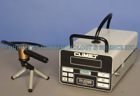 Climet CI-4100-2 particle Counter