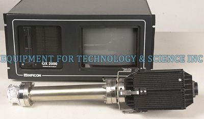 Inficon QX-2000 Residual Gas Analyzer