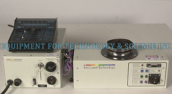 Ion Laser Technology 5400B-100-00C, 5450ASL-00C