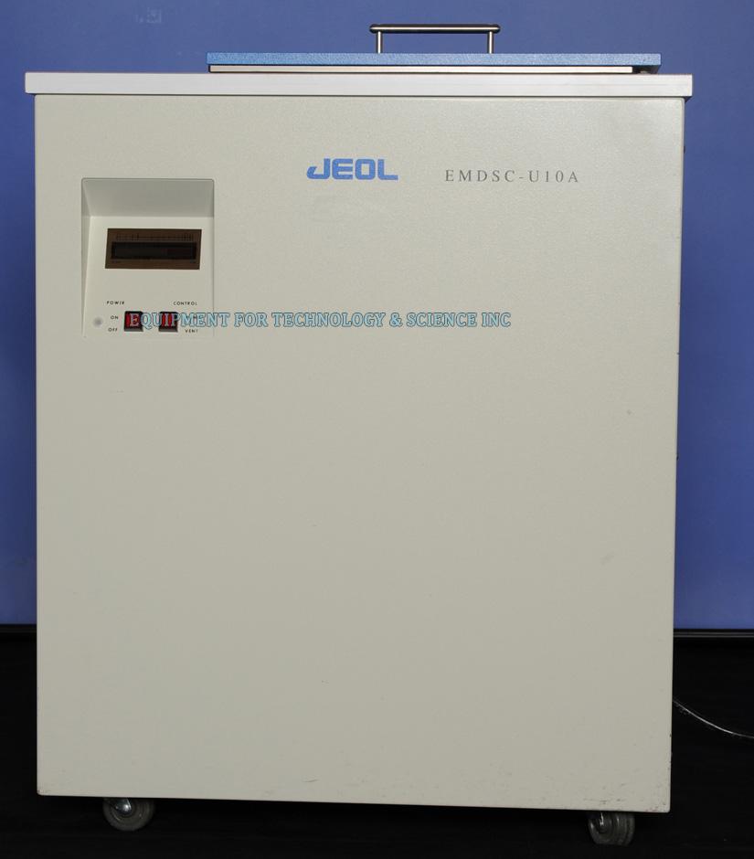 JEOL EMDSC-U10A Vacuum Dessicator