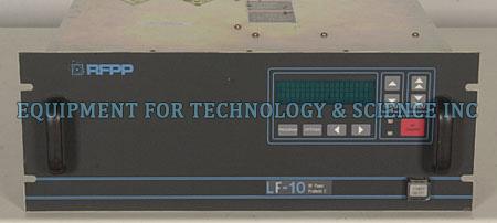 RFPP LF10 1000w 50-460khz Rf Power Supply