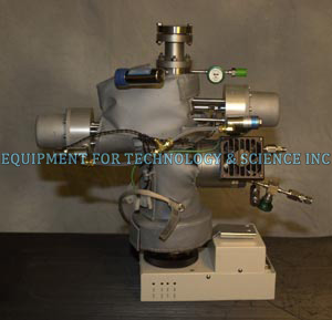 MKS Orion Ion source with Pumping System