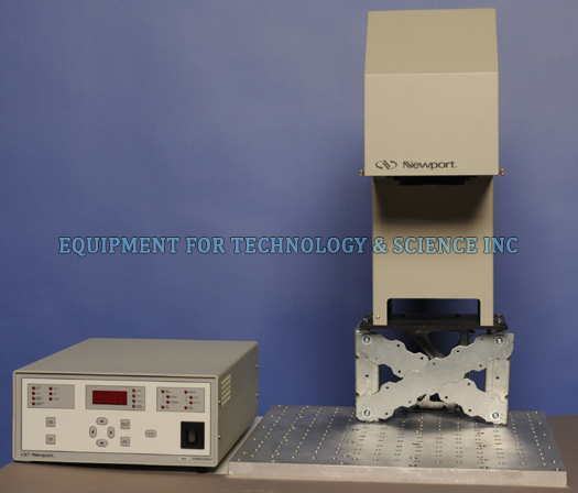 PV measurements IV5 Solar Cell Measurement System with 2in x 2in collimated beam