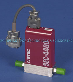 STEC SEC-4400SC Mass Flow Controller