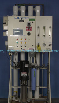 UHP-10, 42-240-BN DI Water System