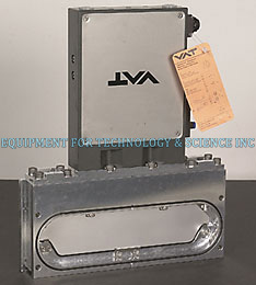 VAT 02010 BA241003 Gate Valve