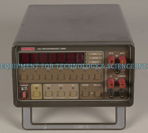 Keithley 192 Programmable DMM