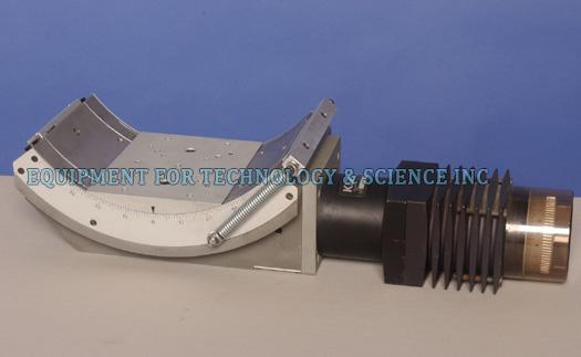 Klinger Bg 120pp Motorized Goniometer