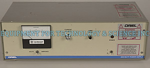 Oriel 68742 Hg Lamp Power Supply