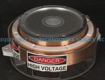 Shrader 150mm Aluminum Sputtering Target
