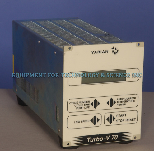 Image of Varian-V-70 by Equipment for Tech & Science inc