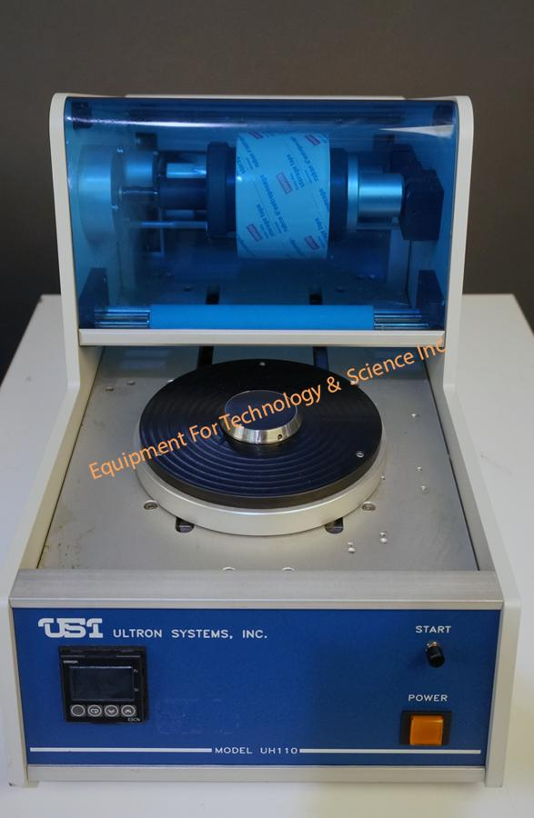 Ultron UH110 wafer backlapping protective film remover